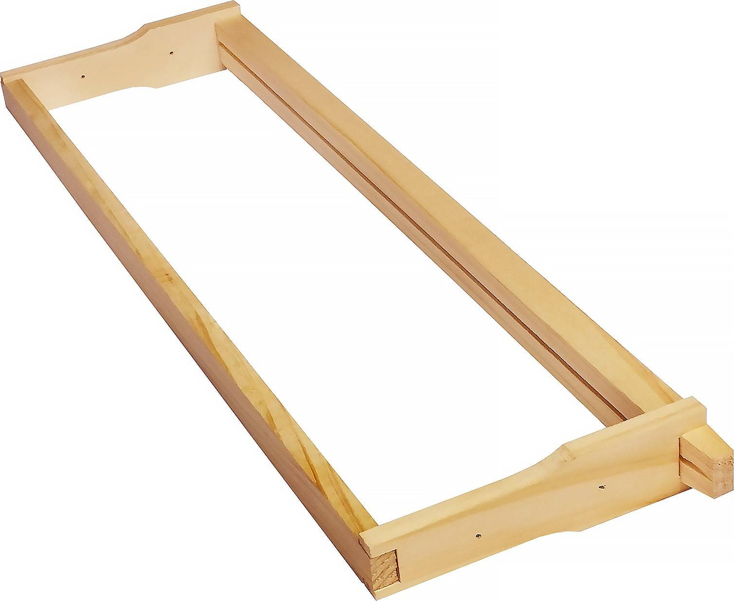 Alliance Ideal Depth Frames with 10MM Plain Bottom Bar