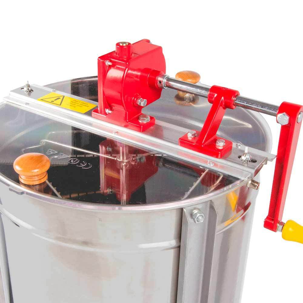 3 Frame Manual Honey Extractor - PREMIUM GRADE