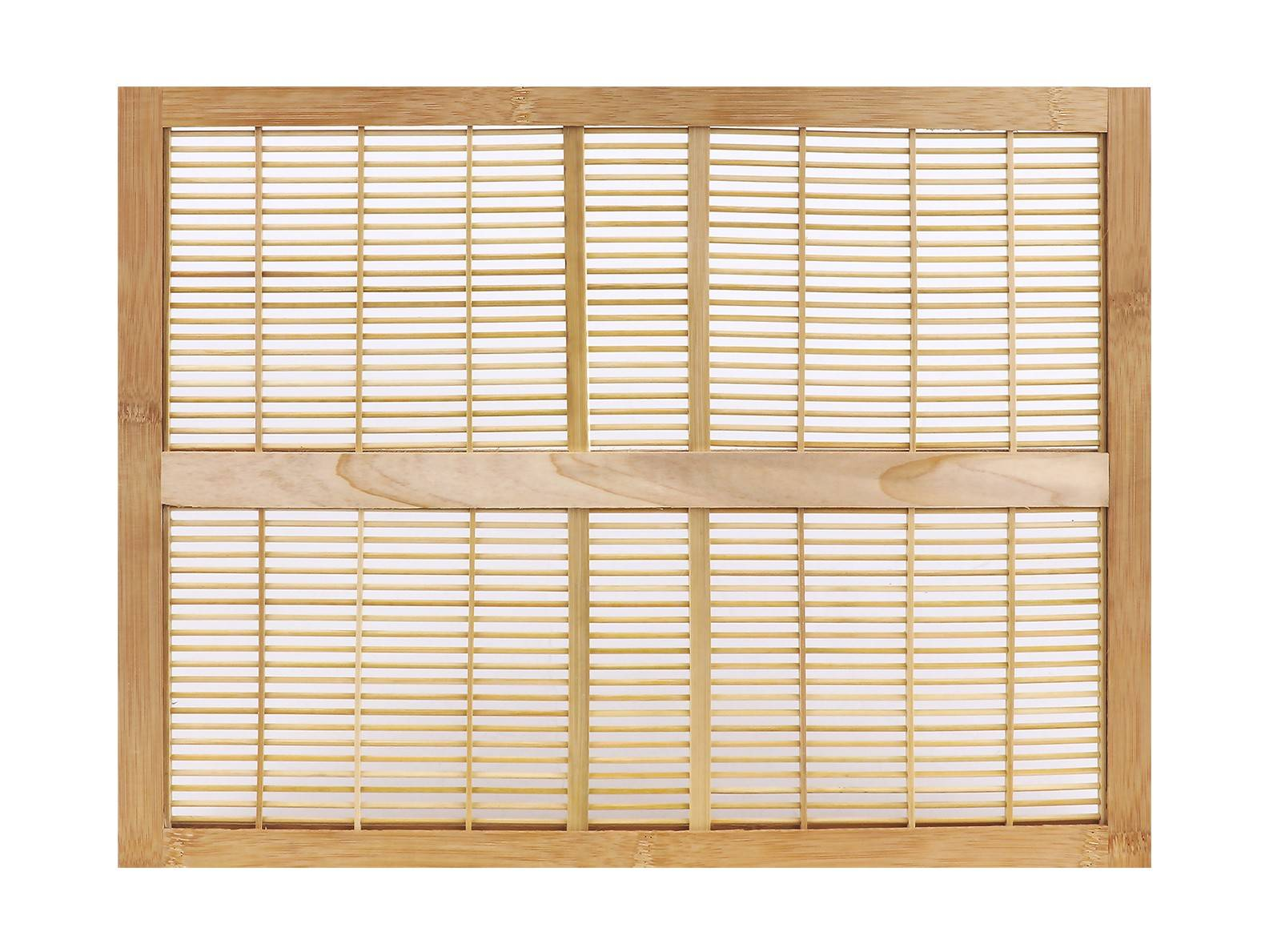 Bamboo Queen Excluder For Beehives 100 Natural Bamboo Cane