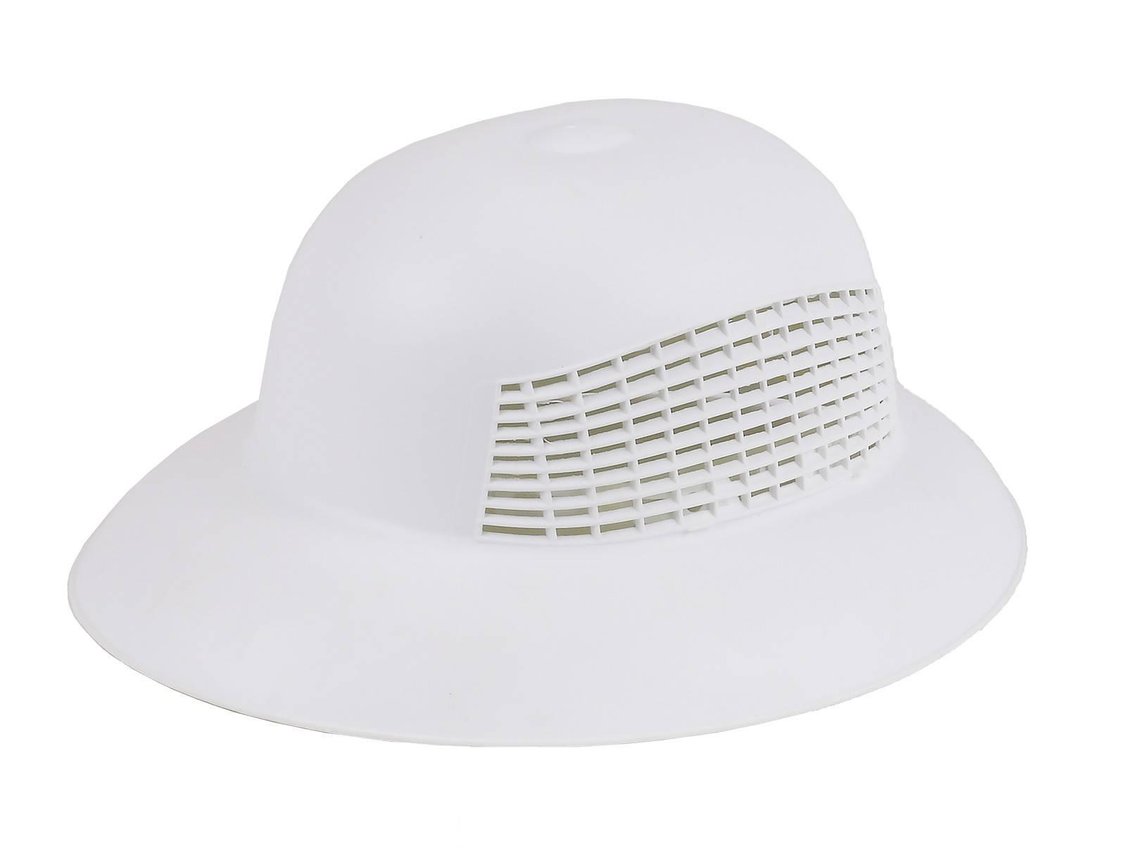 Plastic Beekeeping  Adjustable Helmet