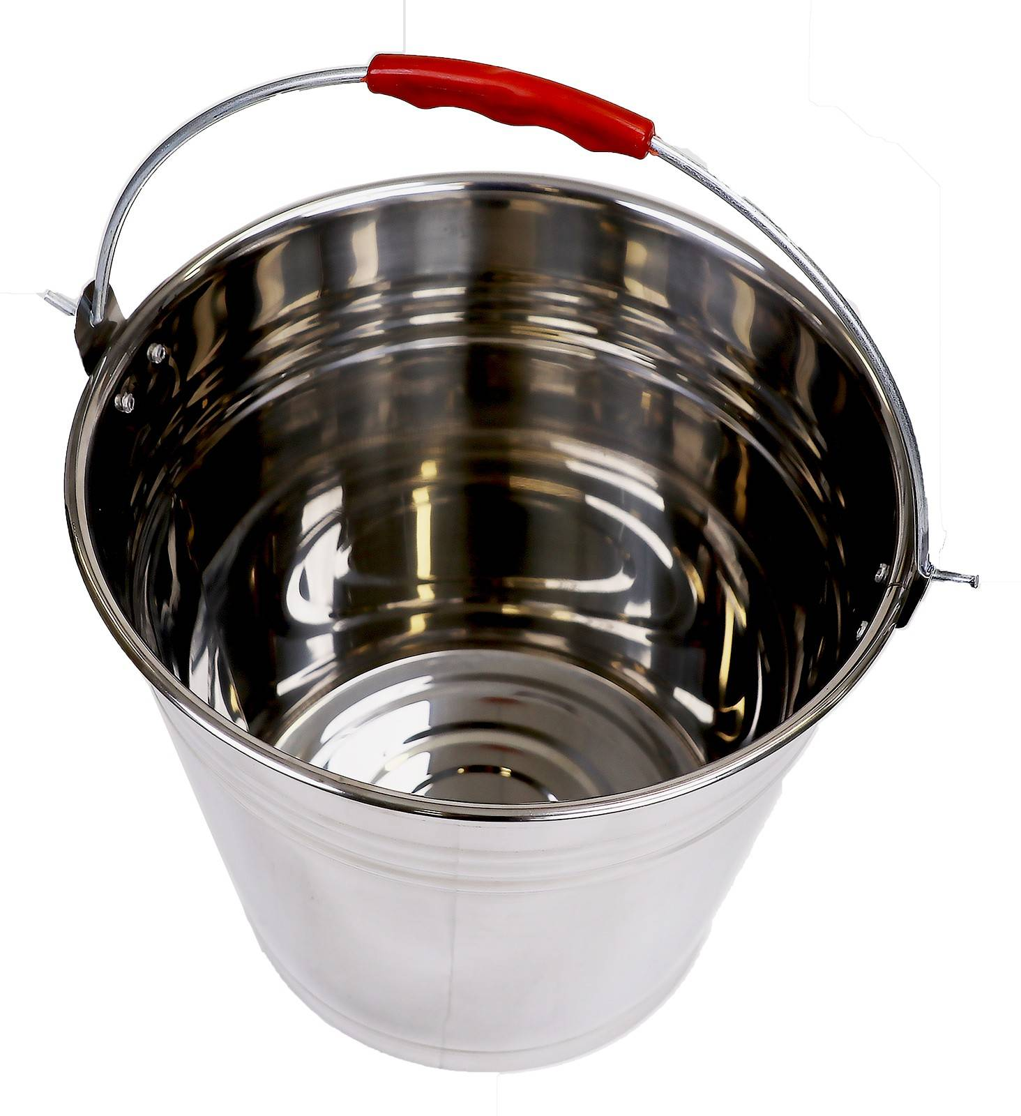Stainless Steel Bucket 10 Litre