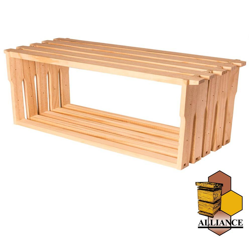 Alliance Ideal Depth  Frames Carton of 100pcs.