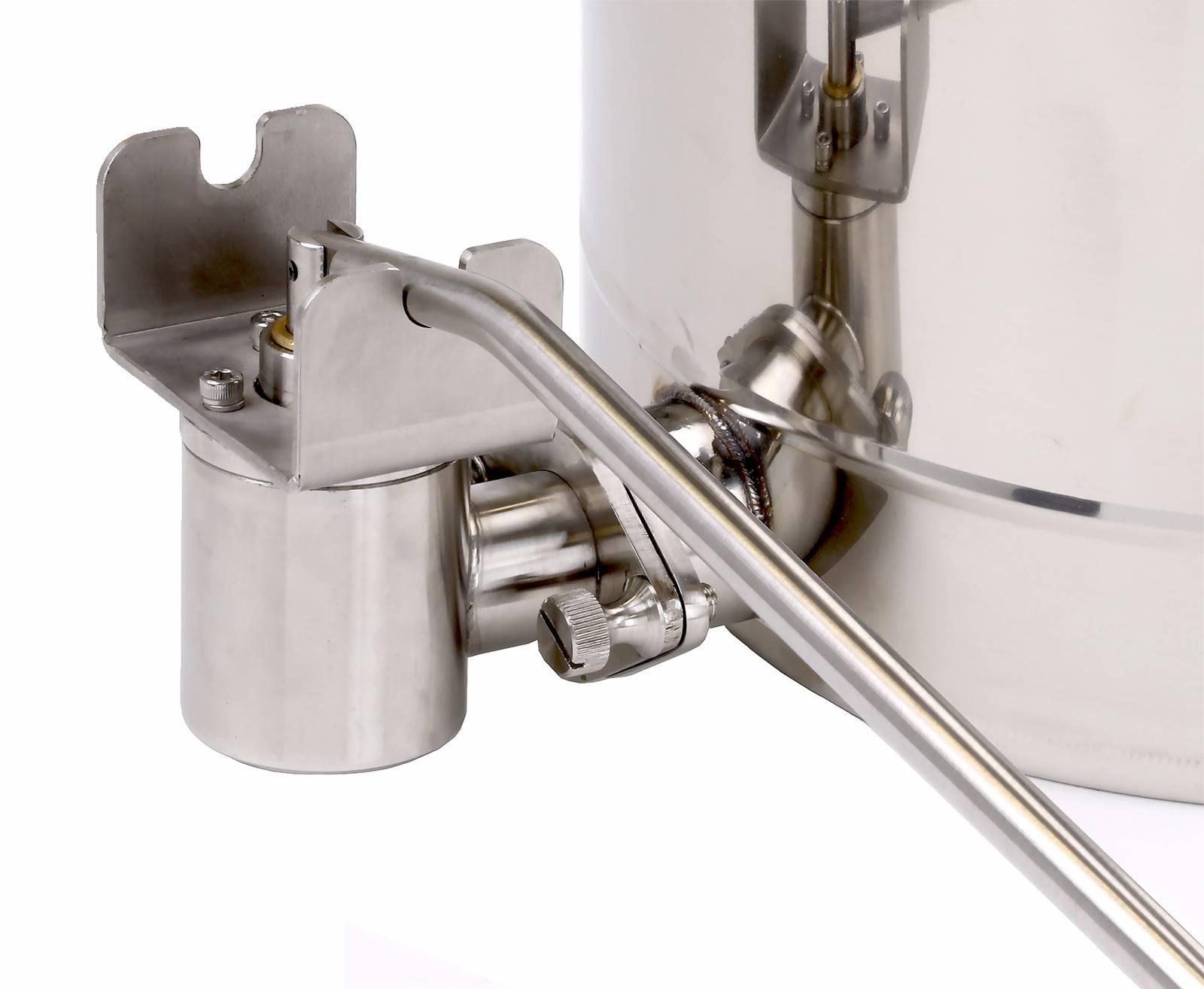 Manual Bottle Filler - Stainless Steel