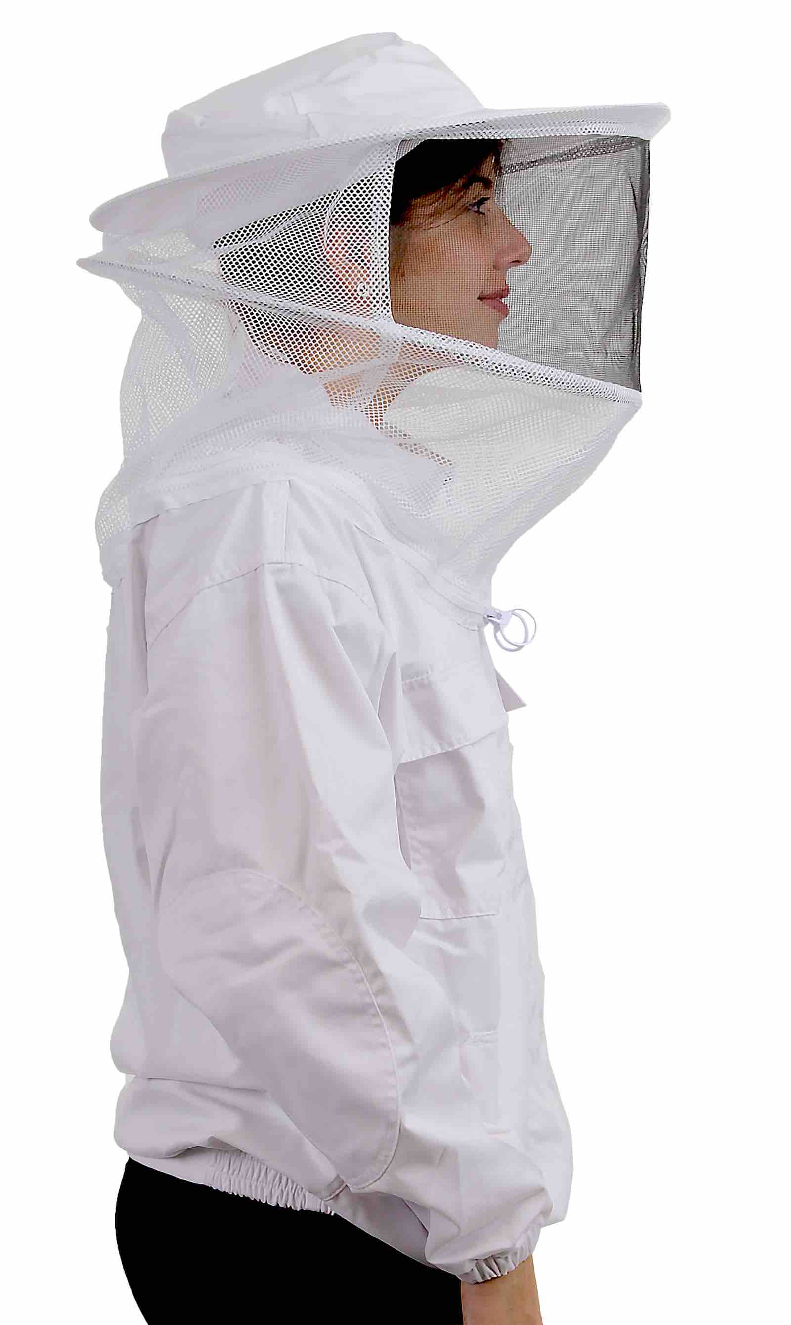 Bee Jacket with Round Hat