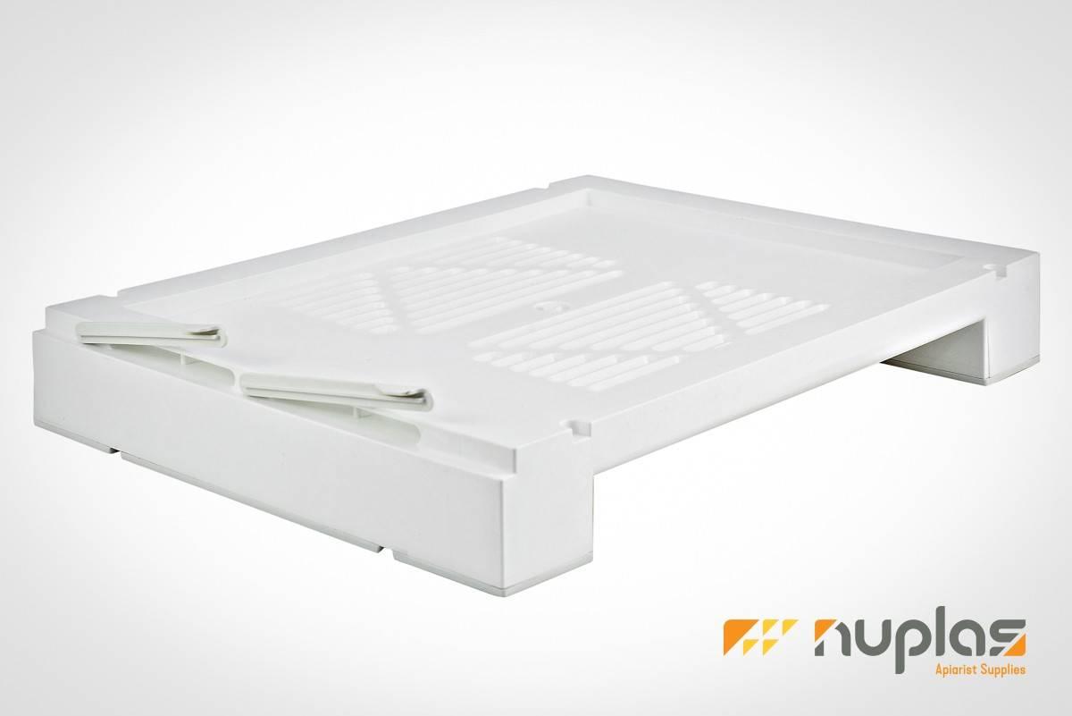 10 Frame Nuplas Plastic Shallow Vented Base