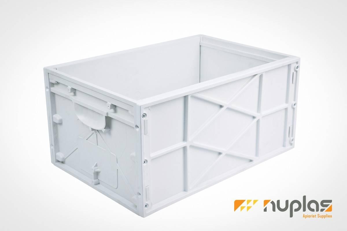 Nuplas 10 Frame Bee Box - Full Depth Super - 10 Frame Size