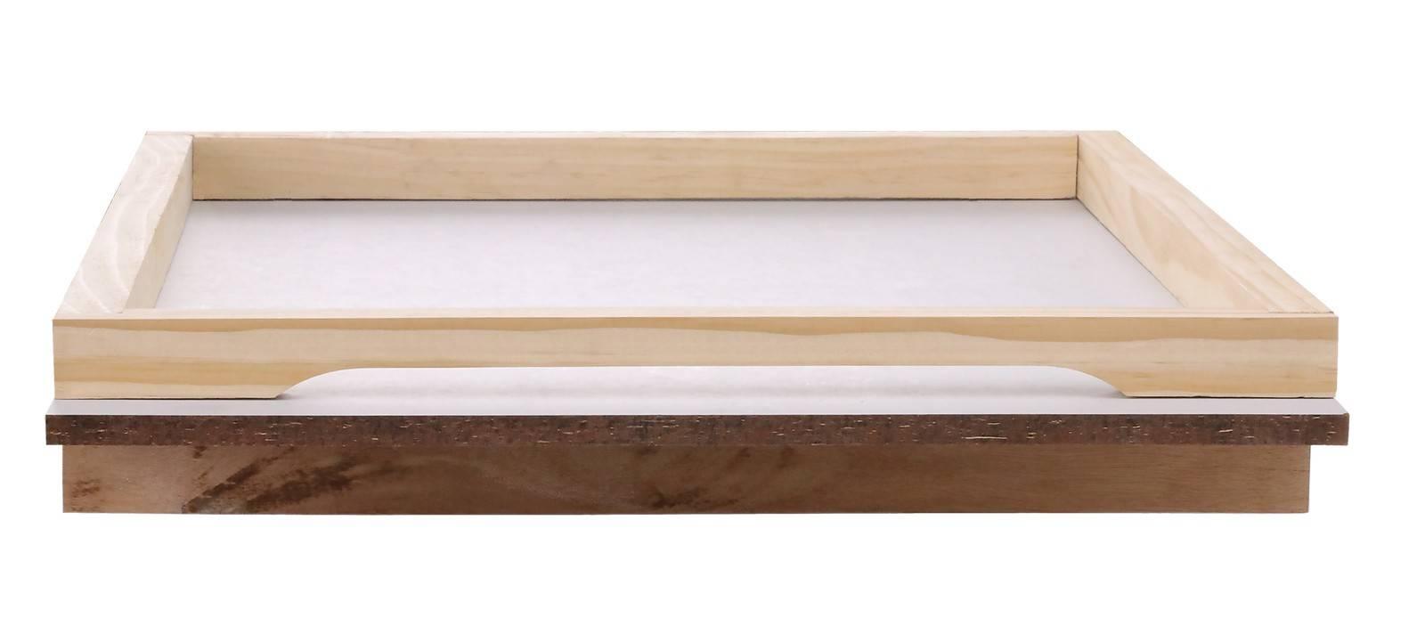 Complete Gabled Lid -  10 Frame Full Depth double Alliance Beehive with 20 Frames, Inner cover & Australian made base