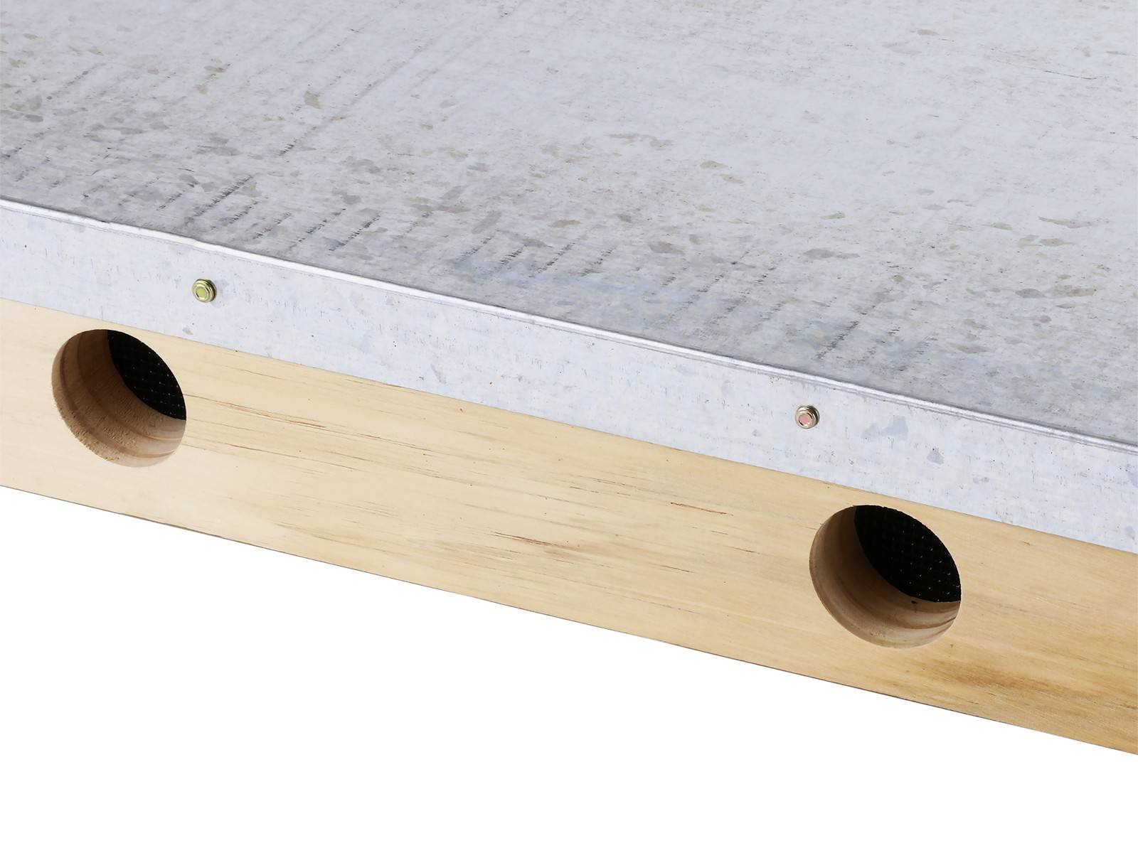Ventilated Lid For 8 Frame Beehive