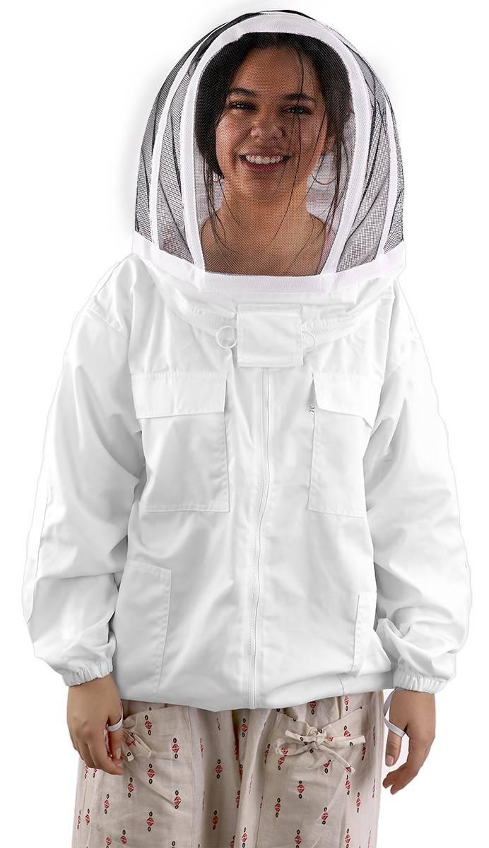 Bee Jacket with Hood