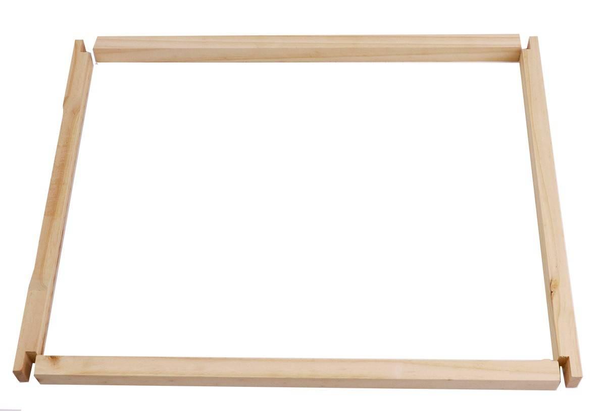 Timber Riser Kit - 8 Frame