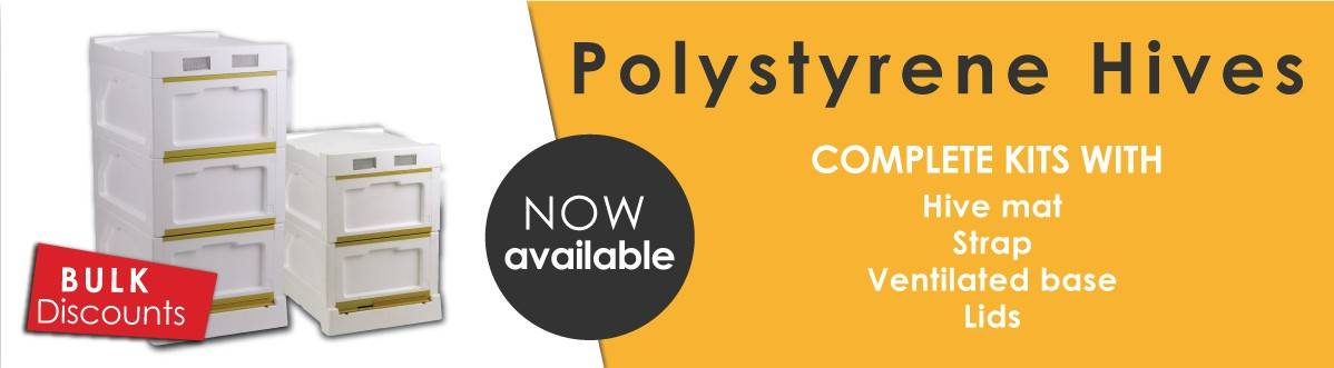 Polystyrene Beehives - Australian Supplier