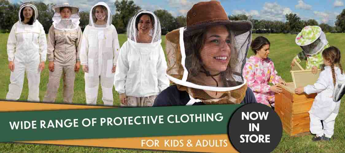 Protective clothing for Beekeeping