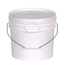 Large Bucket 10L Plastic Container, 1pc