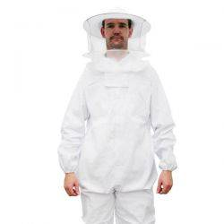 Beekeeper Suit - Overall Cotton Widebrimmed Hat
