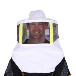 Beekeeping Hat and Veil - with Shoulder Straps