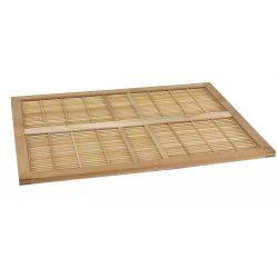Bamboo Queen Excluder for 8 Frame Hive