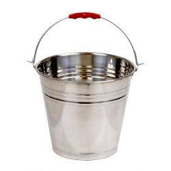 Stainless Steel Bucket 10 Litre