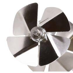 Stainless Steel Honey Mixer - Fan