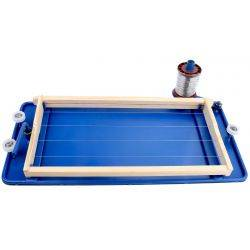 Frame Wiring Jig - In Blue