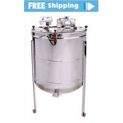 2020 - 9 Frame Premium Radial Electric Honey Extractor With SIMPLE Controller
