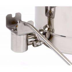 Manual Bottle Filler - Stainless Steel