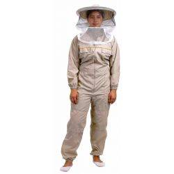 Premium Summer Beesuit With YKK Zips & Carry Bag