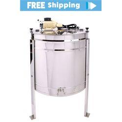 2020 - 12 Frame Electric Deluxe Honey Extractor