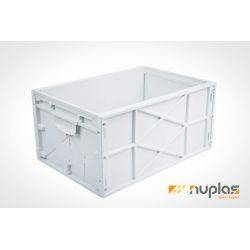 Nuplas 8 Frame Bee Box - Full Depth Super - 8 Frame Size