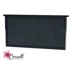 Ceracell Beetle Resistant Frame (BRF) Uncoated - (35mm, Black)