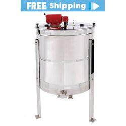 2020 - 9 Frame Electric Honey Extractor - DELUXE