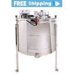 2021 - 18 Frame Premium Electric Honey Extractor With SIMPLE Controller