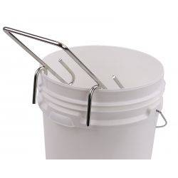 Metal Bucket Holder