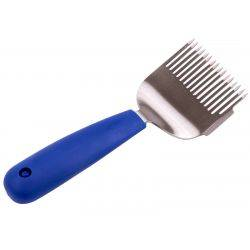 Uncapping Fork - Heavy Duty with Rubber Handle