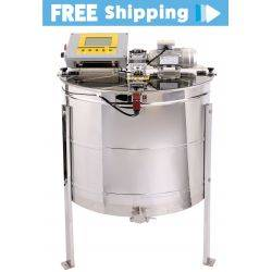 2021 - 24 Frame Premium Electric Honey Extractor With FULL Controller