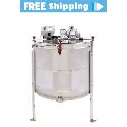 2021 - 6 Frame Fully Reversible Premium Electric Honey Extractor With SIMPLE Controller