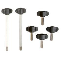 Screw set - for gear pump head L